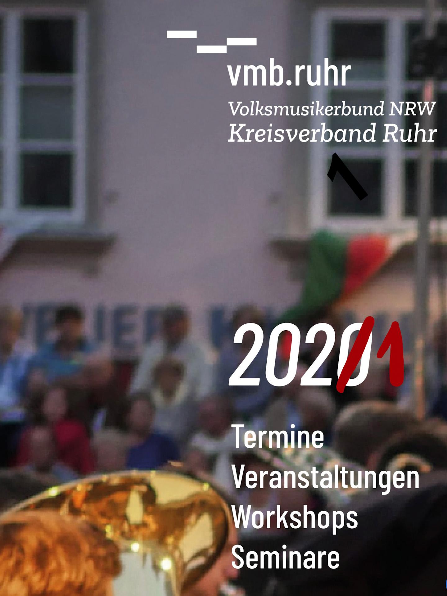 Achtung: Absage aller VMB-Veranstaltungen!